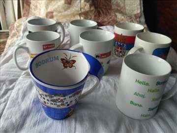 lot šolja za čaj ili kafu