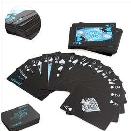 Poker karte Crne Black Magic