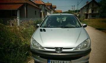 Peugeot 206 1,1