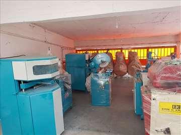 Masine za PVC i alu stolariju