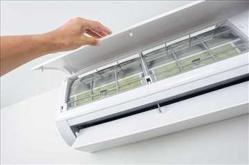 Servis, čišćenje i ugradnja klima uređaja