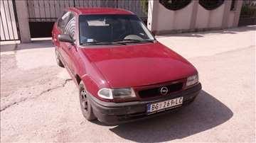 Opel Astra 1.7 ISUZU, INTERKULER
