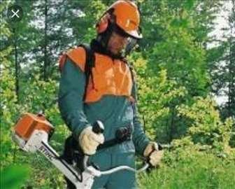 Uslužno košenje trave i krčenje