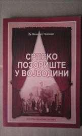Dr Mihovil Tomandl-Srpsko pozorište u Vojvodini