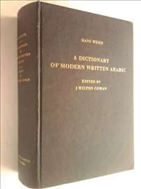 HANS WEHR-A DICTIONARY OF MODERN WRITTEN ARABIC