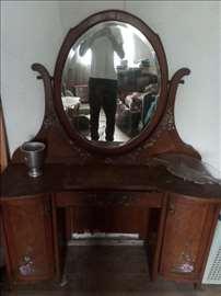 Ogledalo za etno dekoraciju