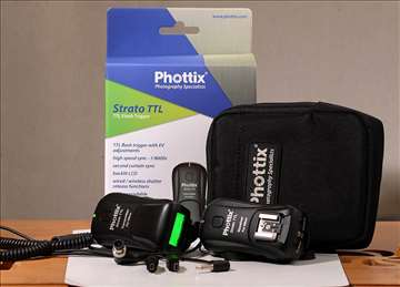 Phottix Strato TTL Flash Trigger Set (Nikon)