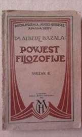 Povjest Filozofije  Dr.Albert Bazala