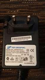 Ispravljač punjač FSP 12V 2A adapter