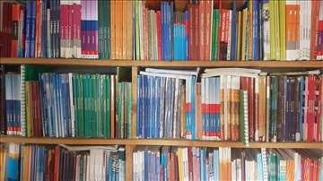 Prodajem udžbenike za osnovnu i srednju školu