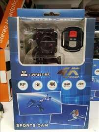 Go Pro Kamera 4K Ultra HD akciona WiFi+daljinski