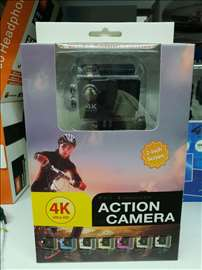 GoPro 4K Ultra HD Akciona Kamera WiFi 4k Go pro