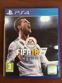 Igrica FIFA 2018 za Sony PS4