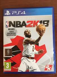 Igrica NBA 2K18 za Sony PS4