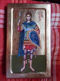 Ikona Sv. Velikomučenika Prokopija