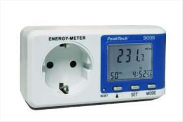 Peaktech 9035 Energymeter