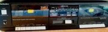Technics RS-D550W KEGA Stereo DoubleCassetteDeck