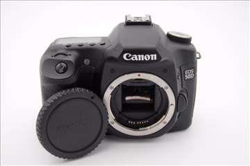 Canon EOS 50D + 18-55mm sa 7.839 okidanja-kao NOV