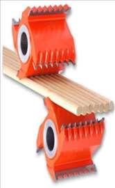 Glave-frezeri za izradu štapova-tiplova D=16,2mm