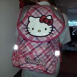 moderan skolski ranac Hello Kitty marke TARGET