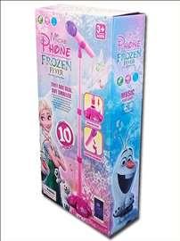 Frozen Mikrofon na postolju