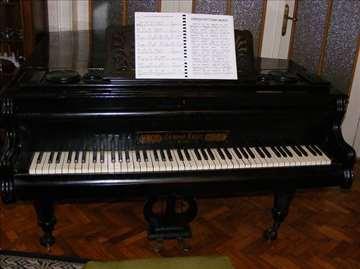 Klavir sa sonornim zvukom