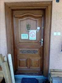Stolarske intervencije, restauracije, izrada vrata