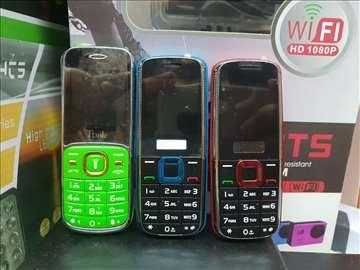Mobilni Telefon Dve Sim Kartice Mini Telefon