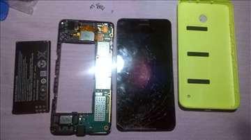 Neispravna  Lumia 630 Dual Sim. delovi