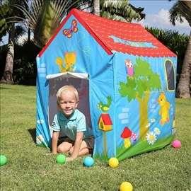 Šator/kućica za igru