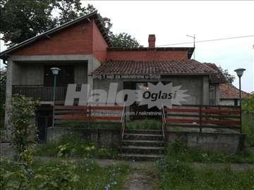 Kuća-vikendica kod Smederevske Palanke