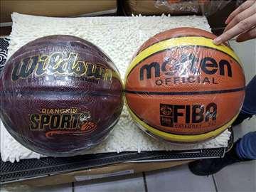 Lopta košarkaška lopta za košarku Molten Wilson