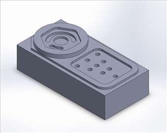 Maturski za CNC mašine