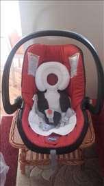 Chicco Auto-fix fast fotelja za auto i nosiljka