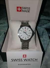 Elegantan originalan muški švajcarski sat