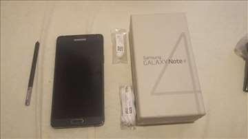 Kao nov! Samsung Galaxy Note 4,32GB, 130 eura