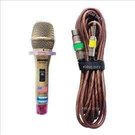 Mikrofon Shure profesional