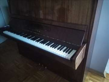 Pianino Tchaika, Beograd