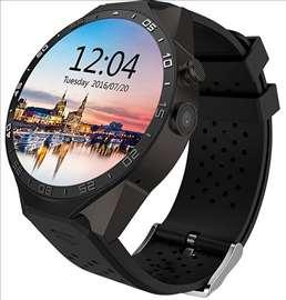 KingWear KW88 Smartwatch Android 5.1 3G WiFi GPS