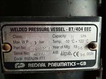 Kompresor Compair 16.4kW + udarna čekića