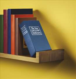 NOVO Sef - Knjiga Mala 180x115x55mm