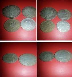 Stare kovanice na prodaju