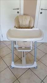 Peg Perego stolica za hranjenje-prima pappa diner