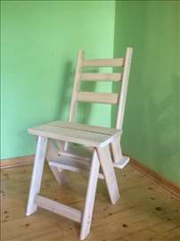 Sklopiva stolica-merdevine