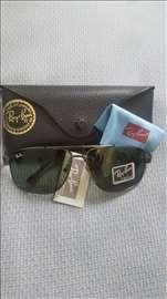 Ray Ban sunčane naočare, zeleno staklo