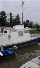 Smederevo rečni brod