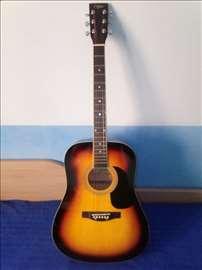Akustična gitara Eclipse, nova, nekorišćena
