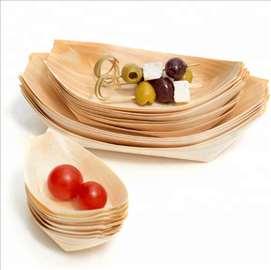 drveni brod pakovanje (sushi,voce,itd)