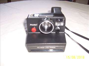 "Polaroid land camera ""Pronto"""