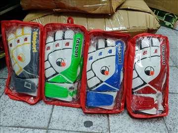 Golmanske rukavice, novo